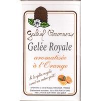 Apidis - La Gelée Royale 25g - Aromatisé à l'Orange - Gabriel Perronneau