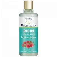 Huile de Ricin, cheveux et ongles - flacon 100 ml
