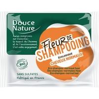fleur de shampooing cheveux normaux 85 g bio