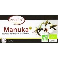 Redon Pastilles Manuka BIO UMF 10+ 20g 100% miel de manuka - 8 pastilles