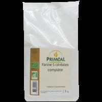 farine complete 5 céréales BIO  1 kg Priméal