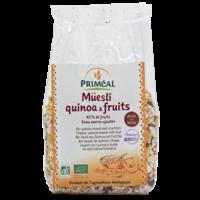 muesli quinoa-fruits 350 g Priméal