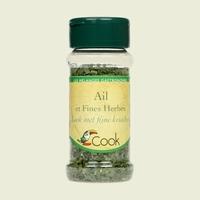 ail et fines herbes bio  6 g Cook