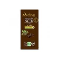 tablette chocolat noir 70% à l'agave