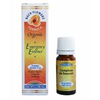 Biofloral - Remède de secours granules BIO - 10 g - Elixirs Floraux du Docteur Bach