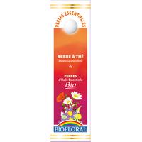 Biofloral - Perles essentielles Arbre à thé, Tea tree BIO - 20 ml