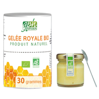 Gelee Royale Bio 30g 100% pure