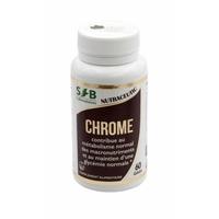 CHROME - 60 gélules SFB