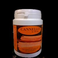 Cannelle en poudre 350mg 200 gélules