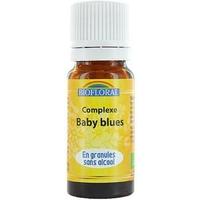 Biofloral - Baby blues granules BIO - tube de 10 g - Elixirs Floraux du Docteur Bach