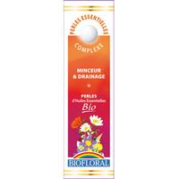 Biofloral - Perles essentielles Complexe Minceur et Drainage BIO - 20 ml
