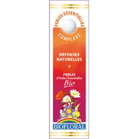 Biofloral - Perles essentielles Complexe Défenses naturelles BIO - 20 ml