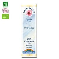 Biofloral - Confiance Bio - 20 ml - Elixirs Floraux du Docteur Bach