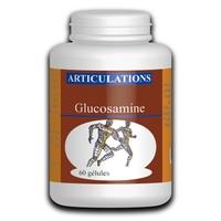 Glucosamine 500mg - 60 gelules