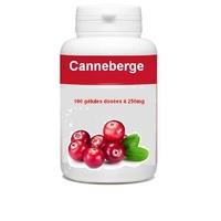 CANNEBERGE - Cranberry 100 gélules dosées à 250mg