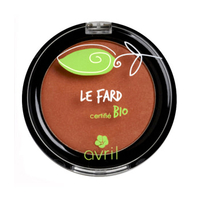 Avril - Blush Terre cuite Bio - boîtier 2,5 g