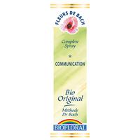 Biofloral - Communication Bio - 20 ml - Elixirs Floraux du Docteur Bach