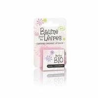 Marilou Bio - Baume pour les lèvres Fraise BIO - pot 5 ml
