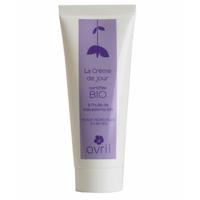 Avril - Crème de jour peaux normales et mixtes Bio - tube 50 ml