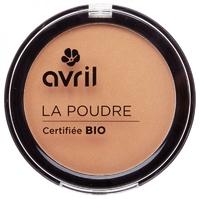 Avril - Poudre bronzante Dorée Bio - boîtier 7 g