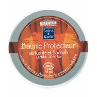 Biofloral - Baume protecteur au baobab et ylang ylang BIO - 35 ml