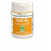 Ayur-vana - Tulsi BIO - Basilic sacré - flacon de 60 gélules végétales