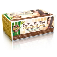 Cheveux Peau Ongles 14 fioles Keratine 400mg, collagene...