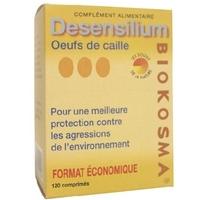 Biokosma Desensilium Oeufs de caille (120 comprimés)