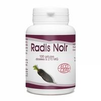 Radis noir Bio 100 Gelules