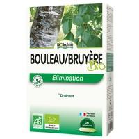 Biotechnie - Bouleau et Bruyère Bio - 20 ampoules - La Cour'Tisane