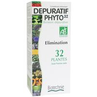 Biotechnie - Dépuratif Phyto 32 Bio - 300 ml