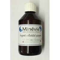 Argent colloidal 50 ppm 500 ml