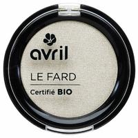 Fard e paupieres Ivoire nacré Bio - boîtier 2,5 g