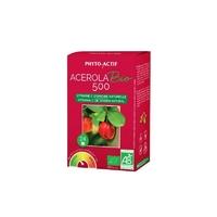 Acérola Bio 500 - 2 x 12 comprimés