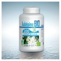 Aubepine bio 200 comprimes