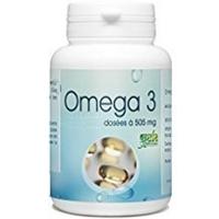 Omega-3 505mg EPA 33% et DHA 22% - 180 capsules