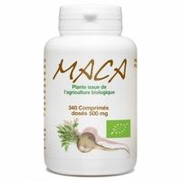 Maca Bio Pérou 500mg - 340 Comprimés