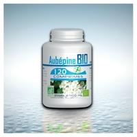 Aubepine bio 120 comprimes