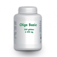 Oligo-basic 200 gelules