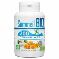 Sommeil Bio - 500mg - 200 Comprimés