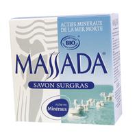 Savon surgras Bio 100 g Massada