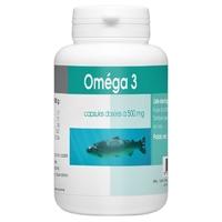 Oméga 3 - 500 mg - 200 capsules