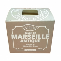 savon de marseille antique pure olive 230g