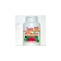 Complexe bio echinacea, ginseng rouge, gingko 200 comprimes