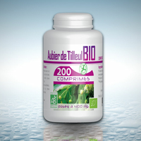 Aubier de tilleul bio 200 comprimes