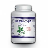 Eleutherocoque Bio 100 Gelules gph