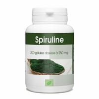 Spiruline - 200 gelules e 250 mg