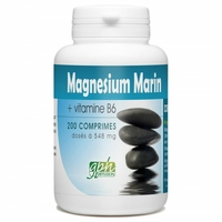 Magnesium marin 200 comprimes