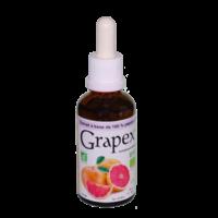 Extrait de pépins de pamplemousse BIO 77,9%, Grapex Forte - 50ml flacon verre