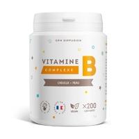 Complexe Vitamine B - 200 comprimés